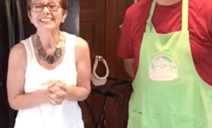 """JUST SAY """"CHEESE!"""" CHEESE GRITS – A GUEST CHEF VIDEO RECIPE, Olde Square Inn"""