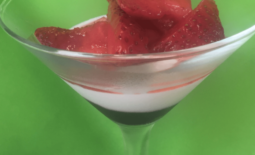 PANNA COTTA RECIPE – OR – YOU'LL THINK YOU'RE EATING A DELICIOUSLY CREAMY CLOUD, Olde Square Inn